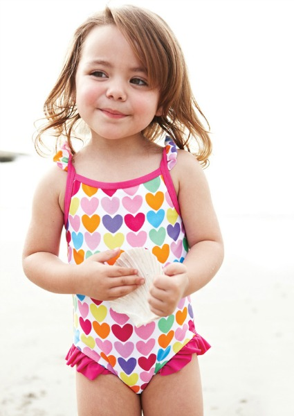 7a9387161 Bañador para niña de Mothercare
