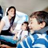 Consejos para viajar con seguridad con los niños este verano