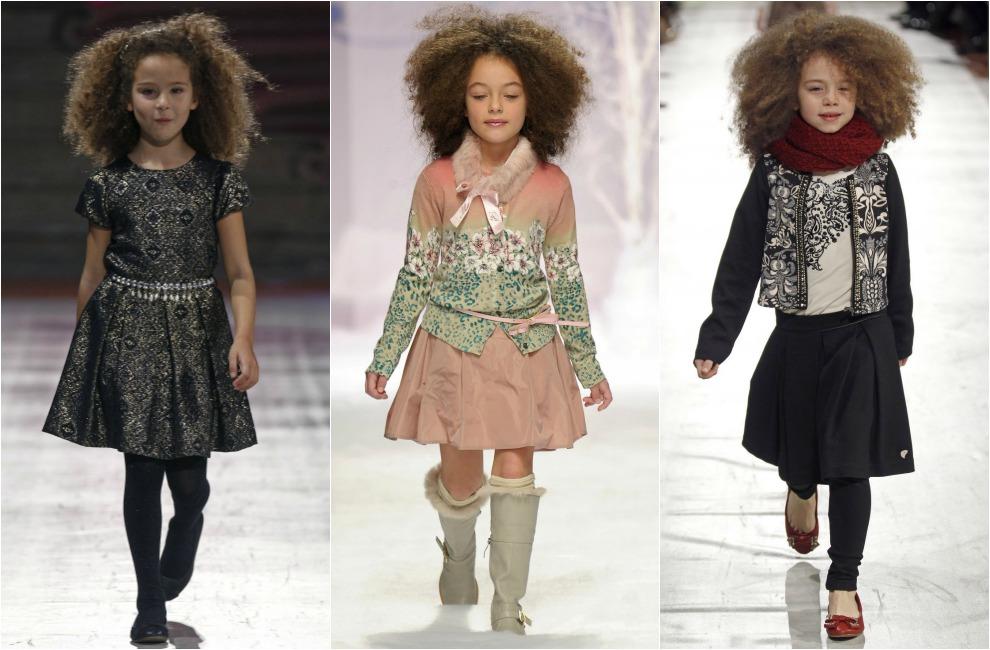 5204baf7f Treinta  looks  para vestir a las niñas este otoño