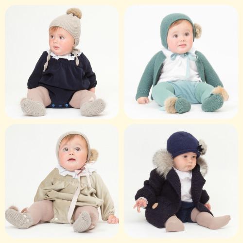 C mo ser la ropita que vestir n los beb s este invierno - Ropa bebe nino 0 meses ...