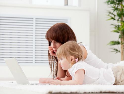 El fenómeno de las mamás blogueras