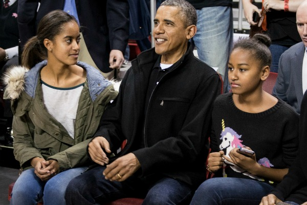 Sasha Obama dispara las ventas de un jersey 'low-cost'