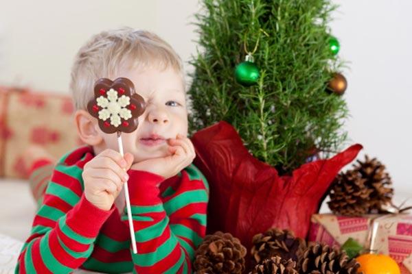 Esta Navidad, no olvides cuidar la dentadura de los niños