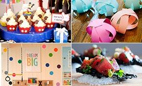 Cocina, decora y juega con tus hijos este fin de semana