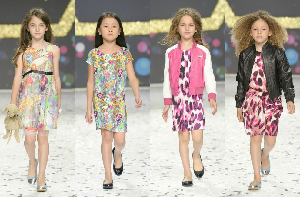 86a9689ae Los vestidos que llevarán las niñas esta primavera