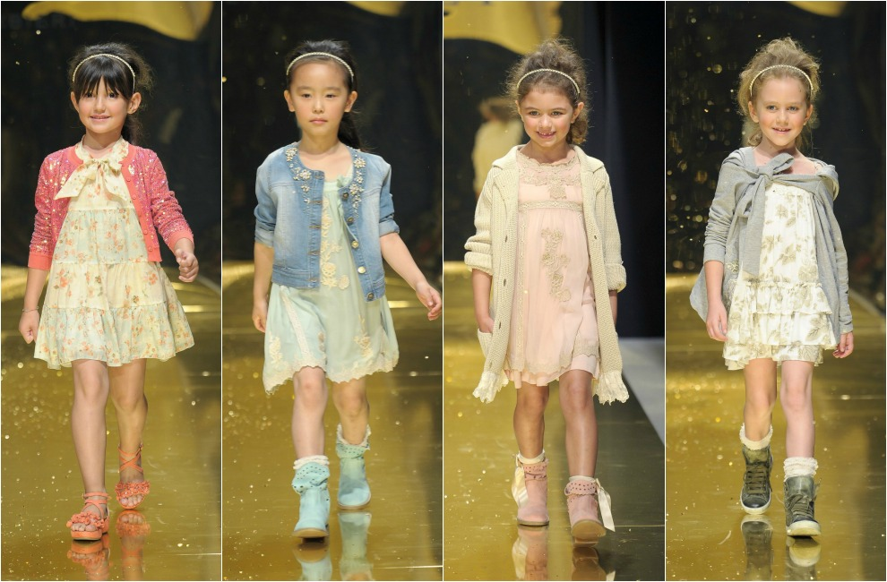 e55fb6f1fd Los vestidos que llevarán las niñas esta primavera