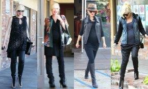 El secreto premamá de Gwen Stefani