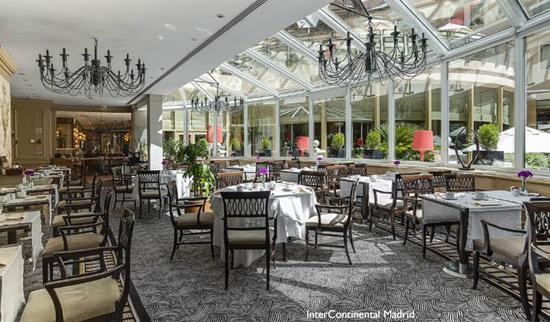 Ideas para la primera comuni n de tus hijos - El jardin secreto restaurante madrid ...