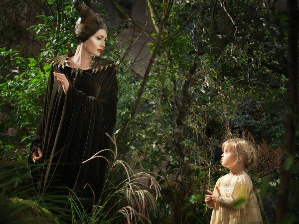 Angelina Jolie y Stella McCartney colaboran en una colección infantil inspirada en 'Maléfica'