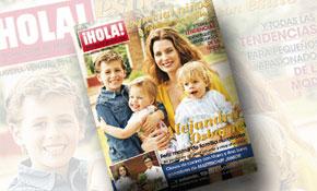 Esta semana con la revista ¡HOLA! el Especial Niños primavera-verano 2014