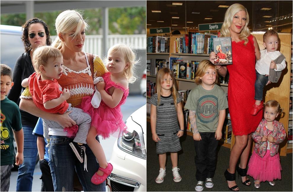 39 modern families 39 cuando los famosos aumentan la familia - Casas para familias numerosas ...