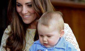 El príncipe George de Cambridge, un pequeño 'trendsetter'