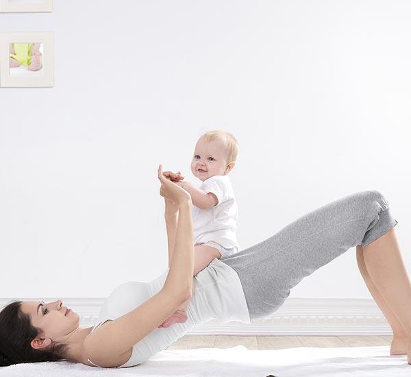 Recupera tu suelo pélvico tras el parto