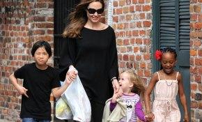El nuevo tráiler de 'Maléfica' desvela el cameo de los hijos de Angelina Jolie