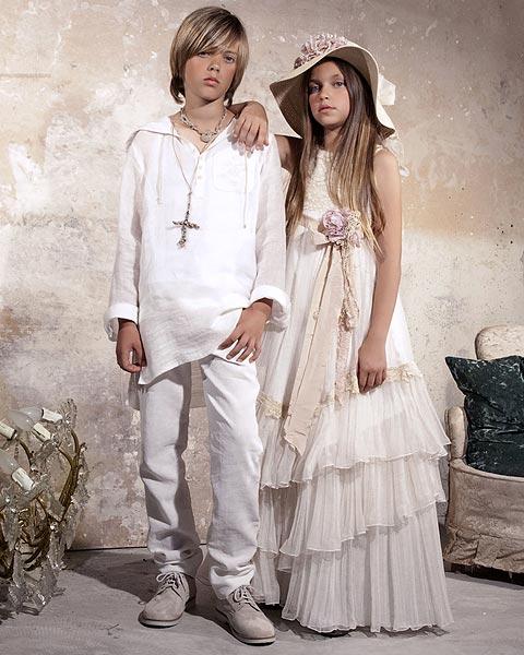 Ver trajes de comunion