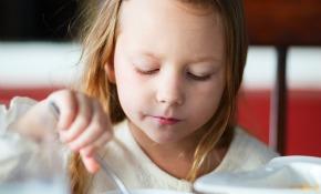 El desayuno también es la comida más importante del día para los niños