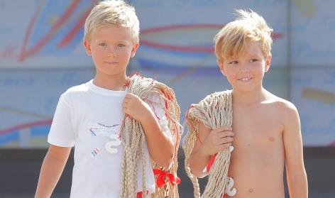 La pasarela Moda Cálida se estrena con un día dedicado solamente a los niños