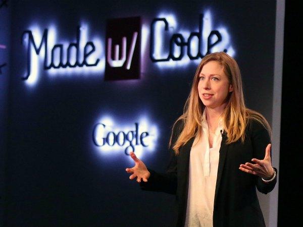 Google anima a las niñas a estudiar programación