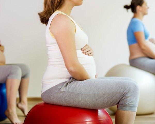 El ejercicio durante el embarazo: Pilates después de los 40