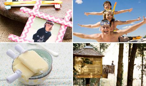 5 refrescantes planes para disfrutar de un agosto en familia