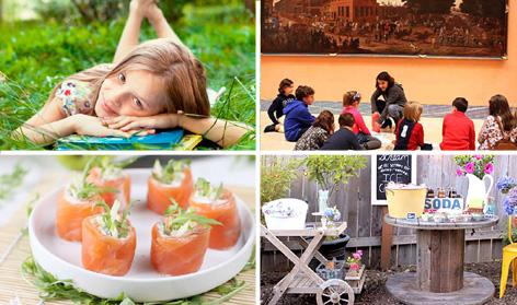 Aprovecha con los 'peques' lo que queda de verano con estos 5 refrescantes planes