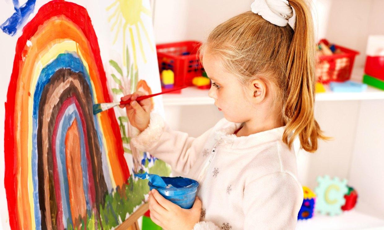 Dibujar bien tambi n es un signo de inteligencia en los ni os - Dibujos para paredes infantiles ...