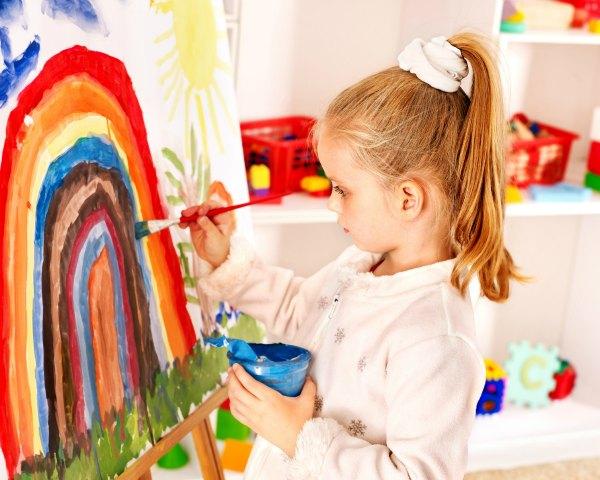Dibujar bien también es un signo de inteligencia en los niños