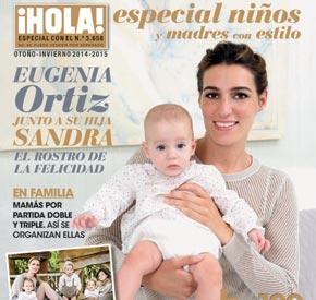 Esta semana con la revista ¡HOLA!, llévate el Especial Niños otoño-invierno 2014-2015