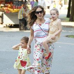 Las gemelas de Sarah Jessica Parker, dignas sucesoras del estilo de Carrie Bradshaw