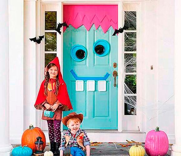 Las mejores ideas para una aterradora noche de halloween for Decoracion de unas halloween
