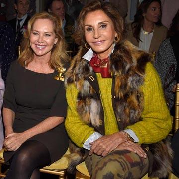 Naty Abascal, Ana Rodríguez, Amelia Bono, Estefanía Luyk… un 'front row' de lujo en la inauguración de la I Edición de 'The Petite Fashion Week'