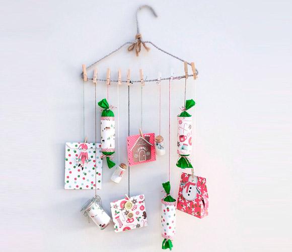 Manualidades y recetas para unas navidades familiares