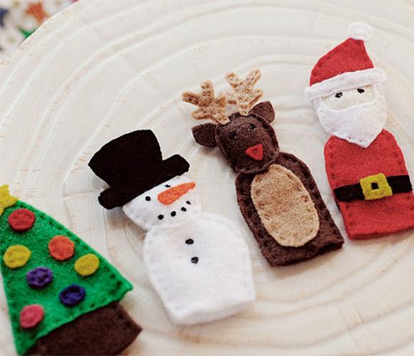 Manualidades y recetas para unas navidades familiares foto for Manualidades para diciembre