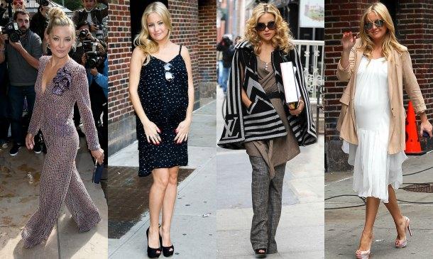 Kate Hudson es una mamá con estilo. ¿Sabes por qué?