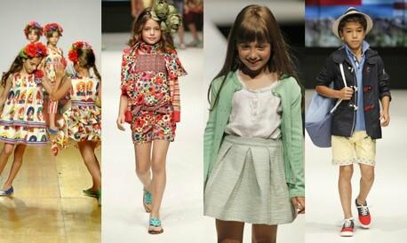 3c7e4ea88e24 Así son las primeras tendencias de primavera para los 'peques'