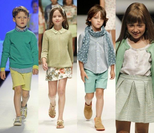60bba3fd5 Últimas tendencias smoda: Tendencias clave en moda niños primavera ...