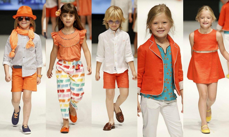 Cinco tendencias clave para vestir a los m s peque os de - Moda de este verano ...