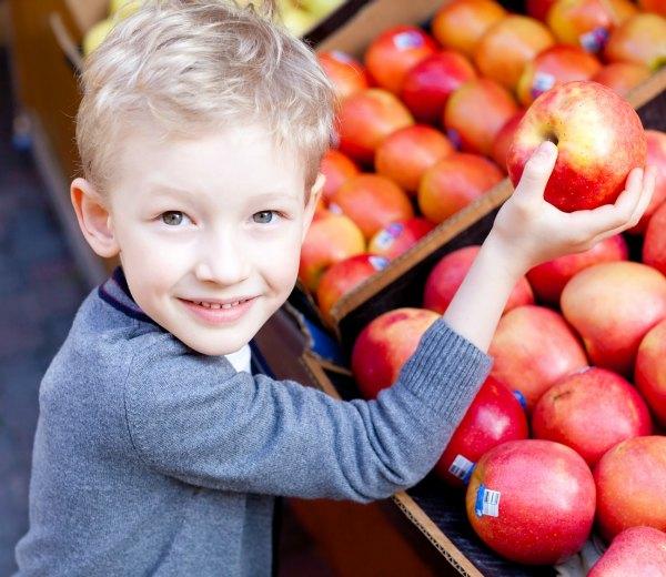 Súper alimentos para prevenir catarros en los 'peques'
