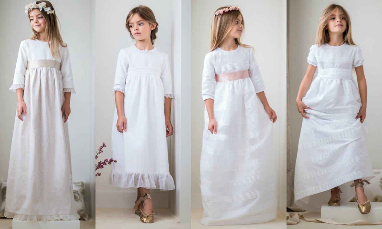 Vestidos de primera comunion petritas