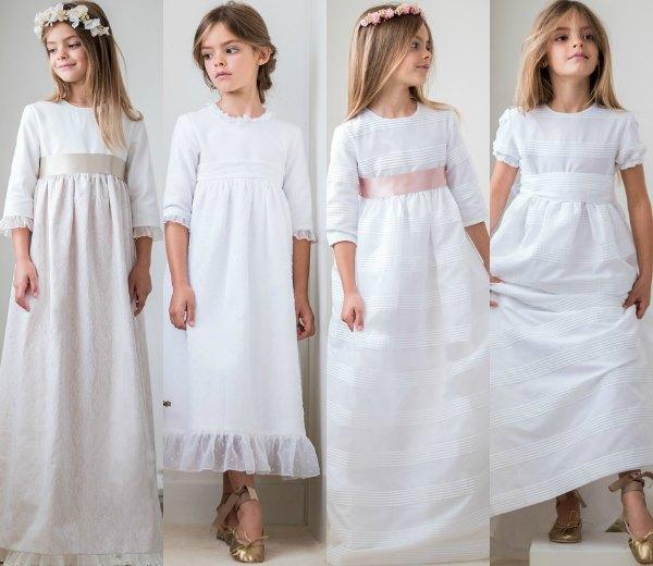 Vestidos de comunion niрів±a el corte ingles