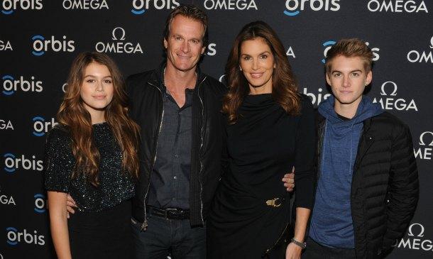 Las familias más guapas de la 'red carpet'