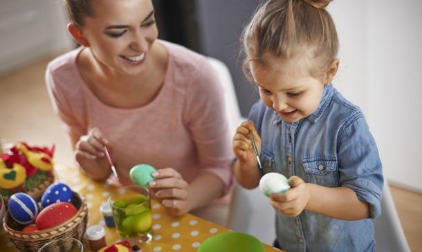 Planes muy 'diver' para hacer con los niños esta Semana Santa