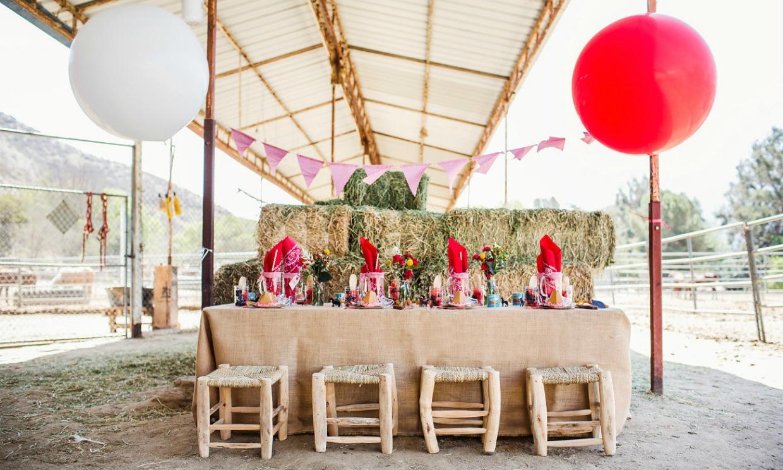 25 ideas para decorar las fiestas infantiles esta primavera foto 21 - Decoracion fiestas infantiles para ninos ...