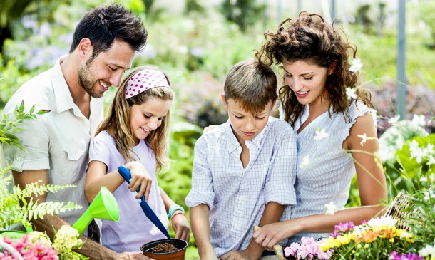 Actividades divertidas para hacer con los niños en primavera