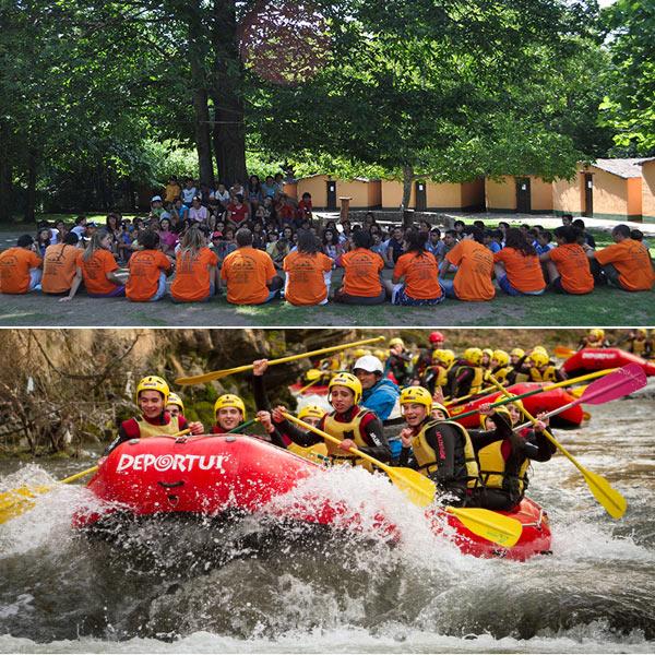 Todas las opciones para ir de campamento... ¿Cuál es la tuya?