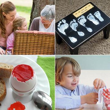 Planes para disfrutar de un día tan especial en familia