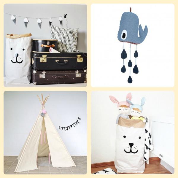 Ideas 39 deco 39 para animar la habitaci n de los ni os foto for Idea de la habitacion de los padres