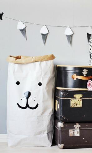 Ideas 'deco' para animar la habitación de los niños