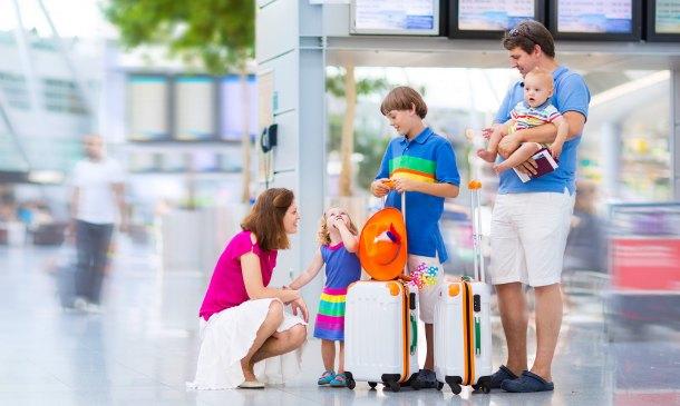 Consejos para viajar con los 'peques'... sin estrés