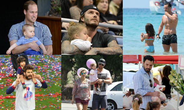 VOTACIÓN: ¿Cuál de estos papás te parece que es el más 'sexy'?